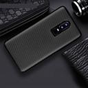 voordelige iPhone screenprotectors-hoesje Voor OnePlus OnePlus 6 / One Plus 5 / OnePlus 5T Ultradun Achterkant Effen Zacht TPU