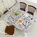 رخيصةأون شرشفات الطاولة-معاصر مربع قماش الطاولة مخطط / هندسي الجدول ديكورات 1 pcs