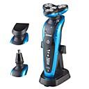 رخيصةأون الستائر-Kemei ماكينة حلاقة كهربائية إلى الرجال 100-240 V متعددة الوظائف / تصميم المحمولة / ضوء ومريحة