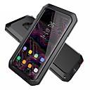 voordelige Galaxy S7 Hoesjes / covers-hoesje Voor Samsung Galaxy S9 / S9 Plus / S8 Plus Schokbestendig / Waterbestendig / Schild Volledig hoesje Schild Hard Metaal