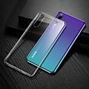 저렴한 Huawei 케이스 / 커버-케이스 제품 Huawei Huawei P20 Pro 투명 뒷면 커버 솔리드 소프트 TPU
