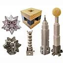 ieftine Jucării cu Magnet-1000 pcs Jucării Magnet bile magnetice Jucării Magnet Lego Super Strong pământuri rare magneți Magnet Neodymium Magnetic Stres și anxietate relief Birouri pentru birou Ameliorează ADD, ADHD