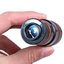ieftine Binocluri-8 X 18 mm Monocular Acoperiş Portabil Πολλαπλών επιστρώσεων BAK4 Drumeție Camping Voiaj Carcasă de plastic