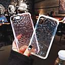 voordelige iPhone 7 screenprotectors-hoesje Voor Apple iPhone X / iPhone 8 Plus / iPhone 8 Schokbestendig Volledig hoesje Effen Zacht TPU