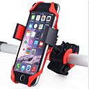 رخيصةأون Grips-حامل الجوال للدراجة من أجل دراجة الطريق دراجة جبلية ركوب الدراجة جل السيليكا أحمر 1 pcs