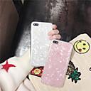 voordelige Galaxy Core 2-hoesje Voor Apple iPhone X / iPhone 8 Plus / iPhone 8 Doorzichtig / Glitterglans Achterkant Glitterglans Zacht TPU