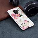 رخيصةأون أقراط-غطاء من أجل Samsung Galaxy A5(2018) / A3 (2017) / A5 (2017) نموذج غطاء خلفي زهور قاسي الكمبيوتر الشخصي