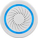billige Sikkerhedscensorer-NEO NAS-AB02Z Z-Wave Siren iOS / Android for Hjem / Kontor / Indendørs 壁挂 / Overflade Monteret