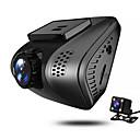 povoljno DVR Mașină-JUEFAN J3 720p / 1080p Night Vision Auto DVR 140 stupnjeva Široki kut 2 inch Dash Cam s Detekcija pokreta 4 infracrvene LEDice Car Recorder / 2.0