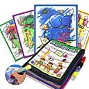 رخيصةأون مخففات التوتر-ألعاب تابلت الرسم كتاب الرسم السحري للمياه إبداعي الطفل هدية 1pcs