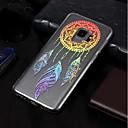 povoljno Zaštitne folije za Samsung-Θήκη Za Samsung Galaxy S9 / S9 Plus / S8 Plus Pozlata / Uzorak Stražnja maska Hvatač snova Mekano TPU