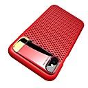 voordelige Galaxy Tab 4 8.0 Hoesjes / covers-hoesje Voor Apple iPhone X / iPhone 8 Plus / iPhone 8 met standaard / Beplating / Ultradun Achterkant Effen Hard PC