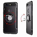 povoljno Druge maskice-Θήκη Za OnePlus One Plus 5 / OnePlus 5T Prsten držač Stražnja maska Jednobojni Tvrdo PC