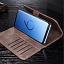 povoljno Kućišta / poklopci za Oneplus-Θήκη Za Samsung Galaxy S9 / S9 Plus / S8 Plus Novčanik / Utor za kartice / Zaokret Korice Jednobojni Tvrdo PU koža