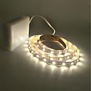 رخيصةأون شرائط ضوء مرنة LED-أضواء سلسلة zdm® 2m 300 المصابيح 2835 SMD 8MM دافئ أبيض / أبيض بارد cuttable / مناسبة للسيارات / بطاريات ذاتية اللصق أأ 1 بالطاقة