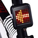 povoljno Torbe za bicikl-LED Svjetla za bicikle Turn Signal Light Stražnje svjetlo za bicikl sigurnosna svjetla Brdski biciklizam Bicikl Biciklizam Vodootporno Pametna indukcija Prijenosno Sklopivo Li-ion 200 lm Može se