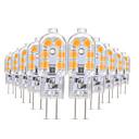 ieftine LED-uri-YWXLIGHT® 10pcs 3 W Becuri LED Bi-pin 200-300 lm G4 T 12 LED-uri de margele SMD 2835 Alb Cald Alb Rece Alb Natural 12 V