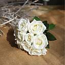 cheap Artificial Flowers-Artificial Flowers 9 Branch Party Wedding Roses Eternal Flower Tabletop Flower