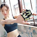 olcso zenegép-Tréning kesztyűk Műanyagok Gumi Csúszásgátló Jóga Fitnessz Edzőterem edzés mert Uniszex