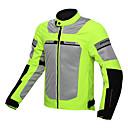 رخيصةأون قمصان رجالي-DUHAN D-133 ملابس نارية Jacketforالرجال PP(بولي بروبلين) صيف مقاوم للماء / ضد الصدمات / رداء واقي