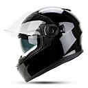 رخيصةأون خوذات الدراجات النارية-YOHE YH-970 وجه كامل بالغين للجنسين دراجة نارية خوذة متنفس / مزيل عرق / المضادة للعرق