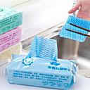 povoljno Zaštita prilikom čišćenja-Kuhinja Sredstva za čišćenje Non-woven Fabrics Četka i krpa za čišćenje Anti-prašine / Neprijanjajući materijali 1pc