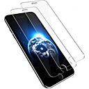 voordelige iPhone XR screenprotectors-AppleScreen ProtectoriPhone 8 Plus High-Definition (HD) Voorkant screenprotector 2 pcts Gehard Glas