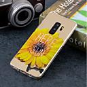 povoljno Maske/futrole za Galaxy S seriju-Θήκη Za Samsung Galaxy S9 / S9 Plus / S8 Plus IMD / Uzorak Stražnja maska Cvijet Mekano TPU