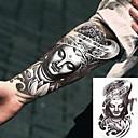 ieftine Tatuaje Temporare-3 pcs Acțibilde de Tatuaj Tatuaje temporare Serie de totemuri Arta corpului braț