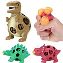 povoljno Muški satovi-Igračke za stiskanje Antistresne igračke Dinosaur Fokus igračka squishy Dekompresijske igračke 3 pcs Dječji Sve Dječaci Djevojčice Igračke za kućne ljubimce Poklon