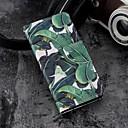 رخيصةأون أغطية أيفون-غطاء من أجل Apple iPhone X / iPhone 8 Plus / iPhone 8 محفظة / حامل البطاقات / مع حامل غطاء كامل للجسم شجرة قاسي جلد PU
