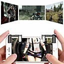 povoljno Oprema za igre na smartphoneu-Kontroleri igara Za Android / iOs ,  Prijenosno Kontroleri igara Metal 2 pcs jedinica