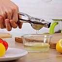 abordables Utensilios de cocina y Gadgets-Exprimidor de acero inoxidable exprimidor manual exprimidor exprimidor de cítricos de lima