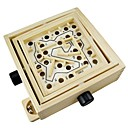 ieftine Coliere-Labirinturi Magnetice Stres și anxietate relief De lemn Copilului Cadou