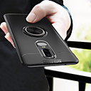 povoljno Druge maskice-Θήκη Za OnePlus OnePlus 6 Prsten držač Stražnja maska Jednobojni Mekano TPU