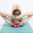 ieftine Ustensile & Gadget-uri de Copt-Roller Dublu de Masaj TPE Masaj Yoga Fitness Gimnastică antrenament Pentru