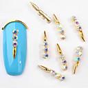 ieftine Îngrijire Unghii-10 pcs Design Modern Bijuterie unghii Pentru nail art pedichiura si manichiura Carcasă Decorată cu Diamant / Unghiul de bijuterii