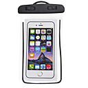 رخيصةأون لعب-حقيبة الهاتف الخليوي حقيبة الهاتف المحمول إلى iPhone X iPhone XS مكتشف الأمطار مكافح الانزلاق سوستة مقاومة للماء 6.5 بوصة PVC 5 m