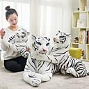 رخيصةأون أدوات الحمام-Tiger حيوانات محشية الحيوانات كوول أكريليك / قطن فتيات ألعاب هدية 1 pcs