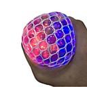 halpa Puukoristeet-Lievittää stressiä Pallo Stressiä ja ahdistusta Relief LED-valo kätevä Grip 1 pcs Aikuiset Poikien Tyttöjen Lelut Lahja