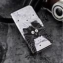 povoljno USB memorije-Θήκη Za Samsung Galaxy A5(2018) / Galaxy A7(2018) / A3 (2017) Novčanik / Utor za kartice / sa stalkom Korice Mačka Tvrdo PU koža