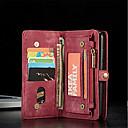 povoljno Sportske hlače-Θήκη Za Huawei Huawei P20 / Huawei P20 Pro Novčanik / Utor za kartice / Zaokret Korice Jednobojni Tvrdo PU koža