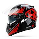 ieftine Căști & Măști de Protecție-YOHE YH-970 Full Face Adulți Unisex Motociclete Casca Respirabil / Deodorant / Anti-sudoare