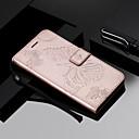 رخيصةأون أغطية أيفون-غطاء من أجل Apple iPhone XS / iPhone XR / iPhone XS Max محفظة / حامل البطاقات / قلب غطاء كامل للجسم فراشة قاسي جلد PU