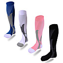 رخيصةأون جوارب-جوارب كرة القدم جوارب رياضية نايلون رجالي نسائي جوارب ضغط التنفس إمكانية 1 زوج