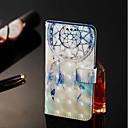 رخيصةأون حافظات / جرابات هواتف جالكسي A-غطاء من أجل Samsung Galaxy A6 (2018) / A6+ (2018) / A8 2018 محفظة / حامل البطاقات / مع حامل غطاء كامل للجسم ملاحق الأحلام قاسي جلد PU