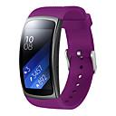 povoljno Remenje za sat Samsung-Pogledajte Band za Gear Fit 2 Samsung Galaxy Moderna kopča Silikon Traka za ruku