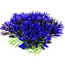 رخيصةأون أزهار اصطناعية-ديكور حوض السمك Waterproof 1 الزخارف نبات مائي مقاوم للماء قابل للغسيل غير سام و بدون طعم البلاستيك
