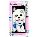 voordelige iPhone 6 hoesjes-hoesje Voor Apple iPhone X / iPhone 8 Plus / iPhone 8 Patroon Achterkant Hond Hard Gehard glas