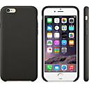 رخيصةأون أنظمة انترفون الباب-غطاء من أجل Apple iPhone 8 Plus / iPhone 8 / iPhone 7 Plus مثلج غطاء خلفي لون سادة ناعم سيليكون